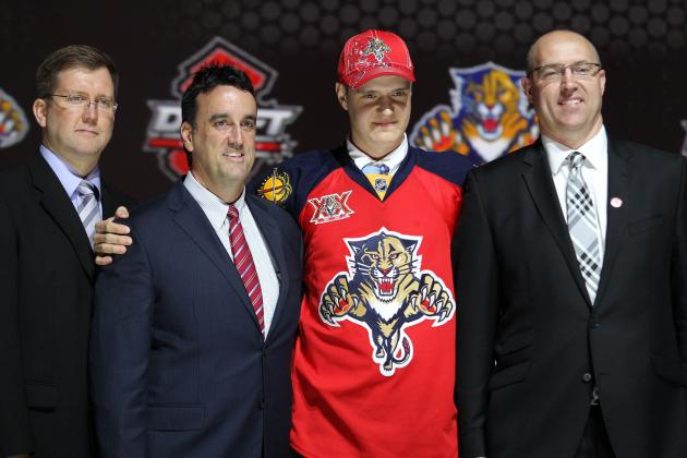 2014 NHL Draft Results: Easy-to-Read Letter Grades Overview for All 30 Teams