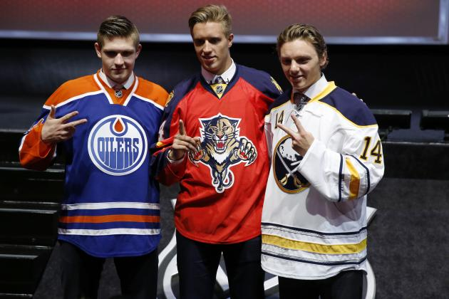 2014 NHL Draft: List of Results and Grades Chart for Mobile Users