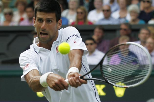 Wimbledon 2014: Breaking Down Monday's Schedule and Brackets