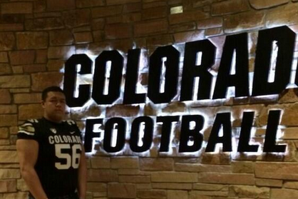 No. 2 In-State OL Lynott Commits to Colorado