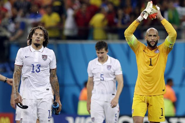 United States vs. Belgium Betting Odds Preview, World Cup Prediction