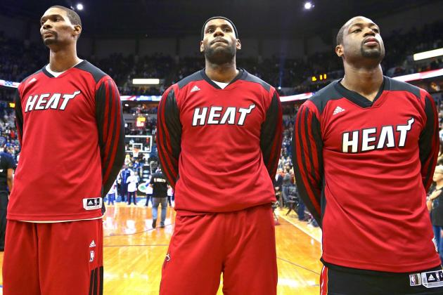 How Will Miami Heat Spend Record $55 Million Cap Space After Big 3 Opt Out?