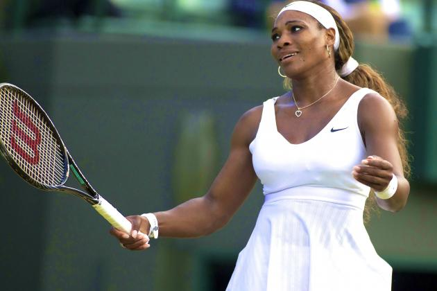 Serena Williams' Grand Slam Window Rapidly Closing After 2014 Wimbledon Upset