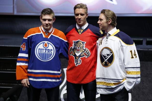 NHL Draft 2014: Franchise-by-Franchise Results and Grades Table