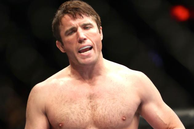 Chael Sonnen Tests Positive for 4 Banned Substances in Latest Drug Test