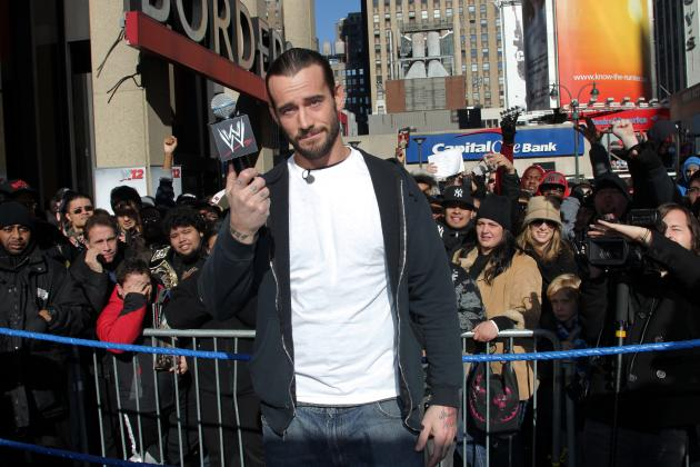 CM Punk: Latest News and Buzz Surrounding Former WWE Star for Week of June 23