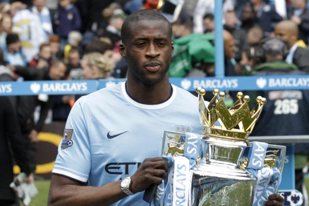How Can Manchester City Repeat Their Title Efforts? Fix Their Yaya Problem Now