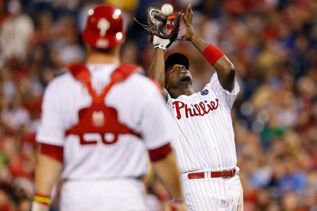 Phillies Swept by Braves in Doubleheader