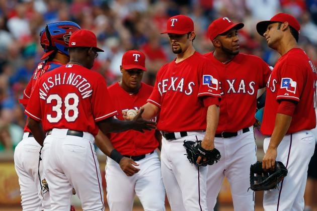 Rangers' Unorthodox Switch Works out as Young Players Show Development