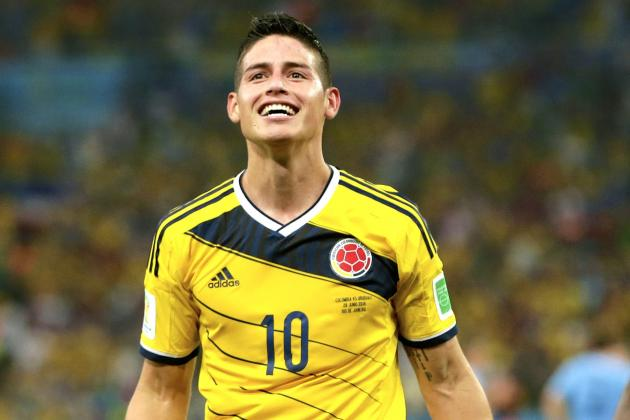 Real Madrid Transfer News: James Rodriguez Claims to Prefer Los Blancos