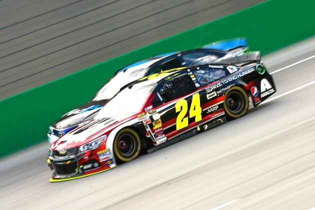 Sprint Cup Chase 2014: NASCAR Standings and Schedule After Quaker State 400