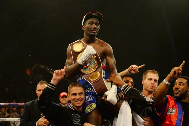 Terence Crawford Ready for Weight-Class Climb After Impressive KO vs. Gamboa