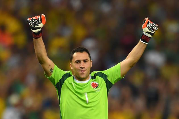 Scouting Report: Is David Ospina Arsenal's Solution to Goalkeeping Crisis?