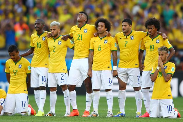 Debate: Can Brazil Still Be Viewed as a World Cup Favourite After Chile Display?