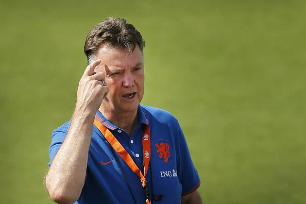 Manchester United Transfer News: Louis Van Gaal's Latest Targets in Summer Spree