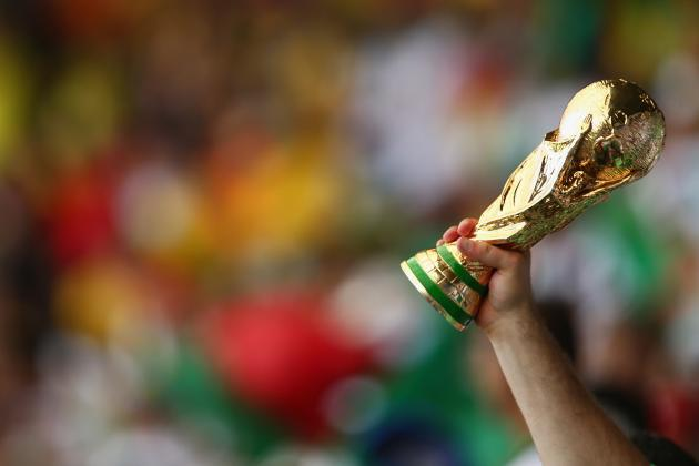 World Cup 2014: Fixtures, Match Odds, Predictions, Updated Bracket for Day 18