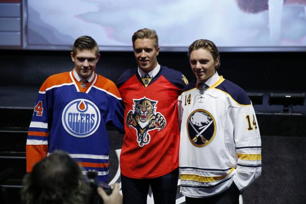 NHL Draft 2014: Review of Every Team's Grades and Results
