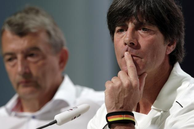 Are Germany Vulnerable in the Knockout Stages of the World Cup?