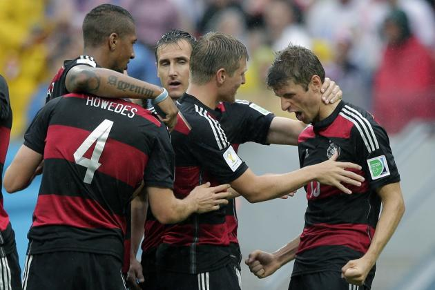 Germany vs. Algeria: Date, Time, Live Stream, TV Info and 2014 World Cup Preview