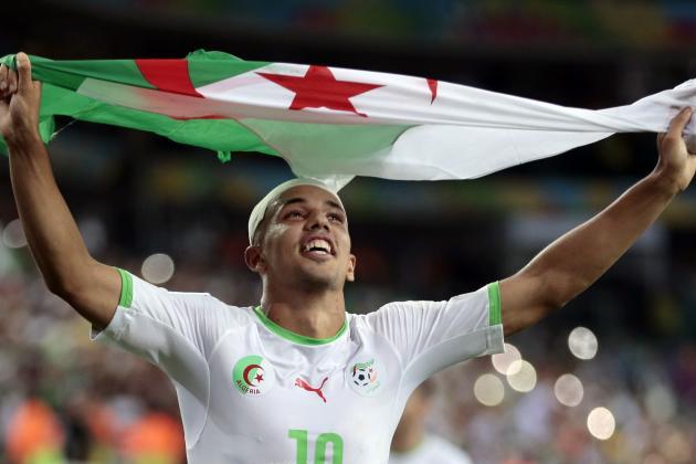 Why Germany Must Be Careful Not to Underestimate Sofiane Feghouli and Algeria