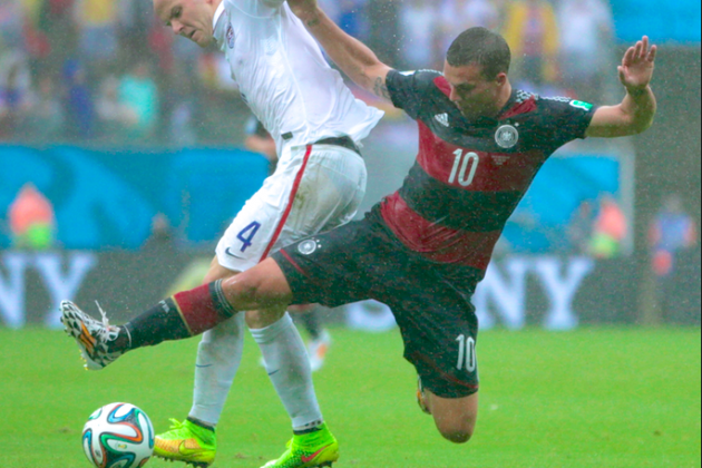 Lukas Podolski Injury: Updates on Germany Star's Thigh and Return