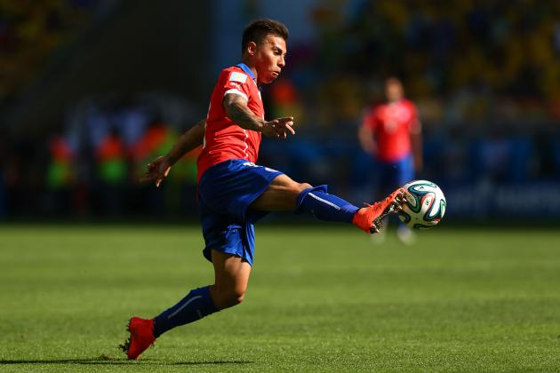 Scouting Report: Is Eduardo Vargas Arsenal's Loic Remy Transfer Alternative?