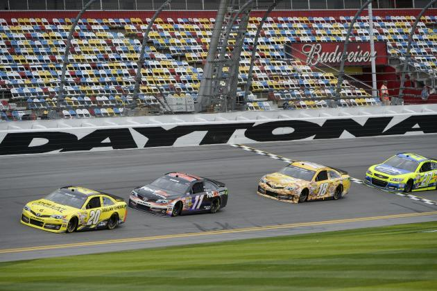 Fantasy NASCAR at Daytona 2014: Picks, Top Drivers for Coke Zero 400