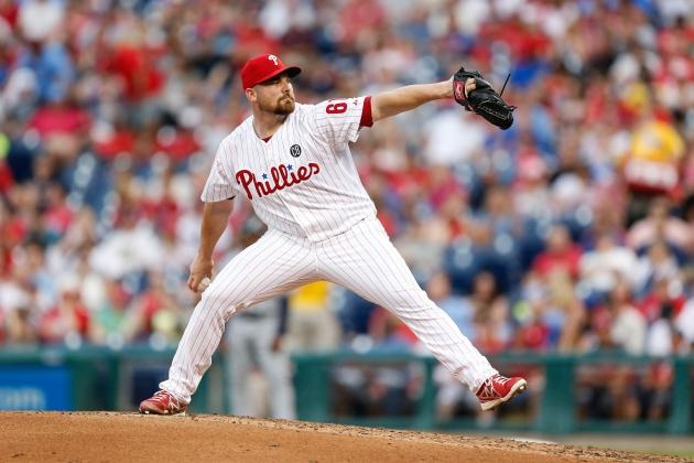 Phillies Designate Sean O'Sullivan for Assignment