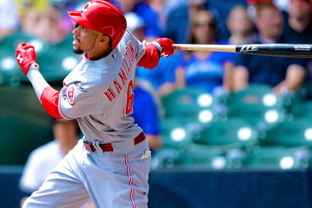What Billy Hamilton's Offensive Evolution Will Mean for MLB Career