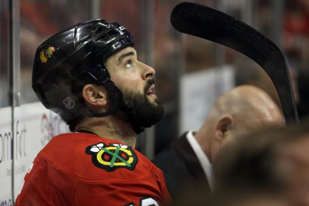 Chicago Blackhawks: Trade of Brandon Bollig Just the Start of Summer Moves