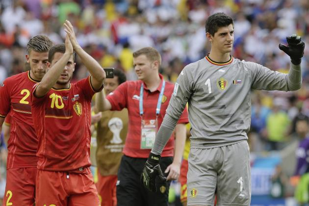 Belgium vs. USA 2014: Game Lines and Predictions for Round-of-16 World Cup Clash