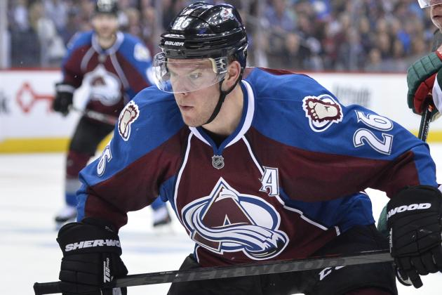 NHL Rumors: Paul Stastny, Thomas Vanek and Latest Free-Agency Buzz