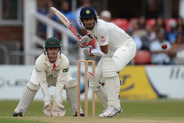 India's Lessons from First Tour Match Before England Test Series