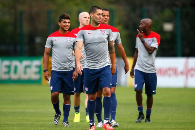 Belgium vs. USA: Form Guide, Live Stream and Prediction for 2014 World Cup