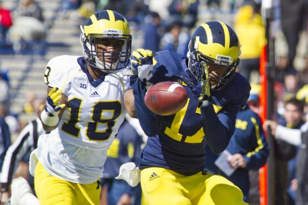 Canteen Still Brimming with Confidence, Has Michigan's Attention