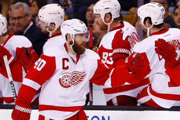 Red Wings Rumors: Latest Free-Agent Updates and Trade Chatter