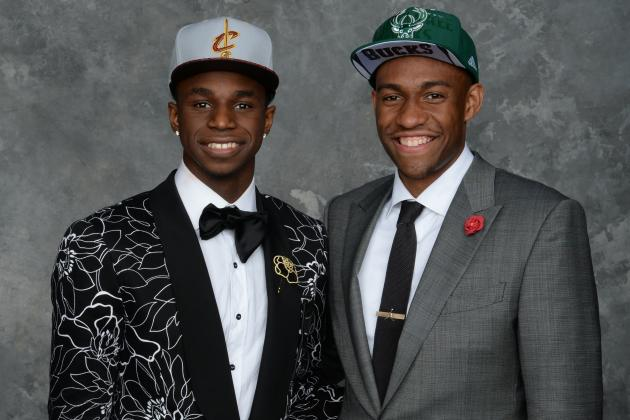 2014 NBA Draft: Full Results and Grades for Each Franchise