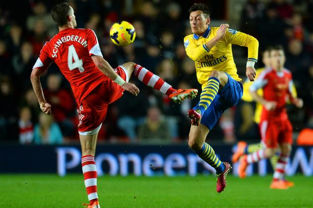 Why France and Southampton Star Morgan Schneiderlin Is a Perfect Fit for Arsenal