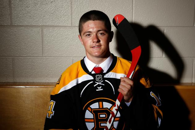 Bruins Draft Ryan Donato, Son of Ted Donato, in Second Round