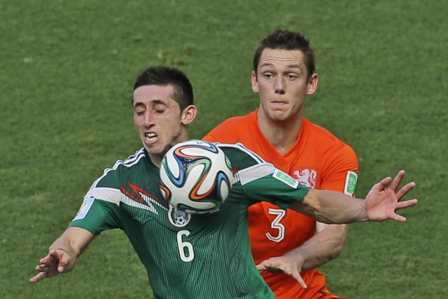 World Cup 2014 Scores: Tracking Round of 16 Results for Day 18