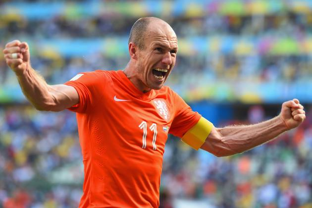 World Cup Results 2014: Tracking Final Scores, Golden Boot Contenders for Day 17