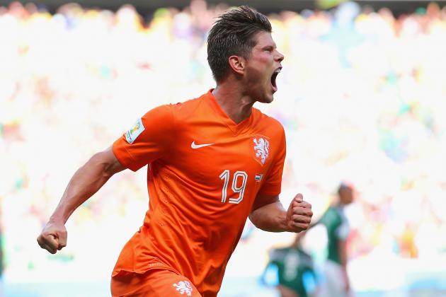 Twitter Reacts to Klaas-Jan Huntelaar's Penalty Kick After Rafa Marquez's Foul