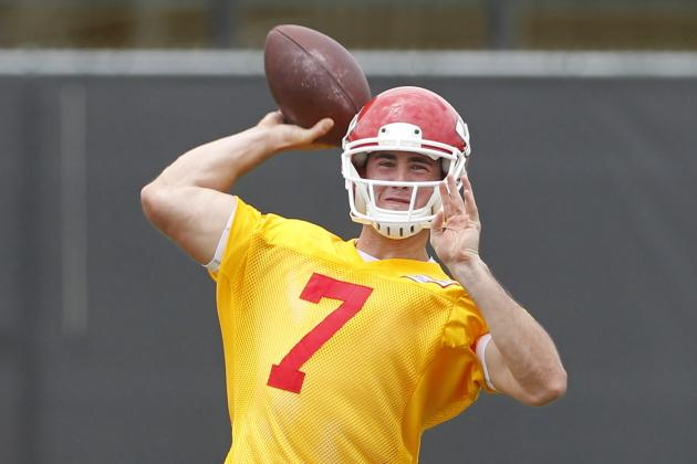 Rookie Review: QB Aaron Murray