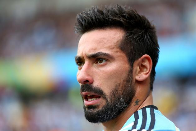 Why Ezequiel Lavezzi is the Ideal Replacement for Sergio Aguero and Argentina