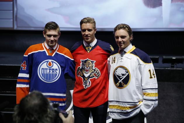 NHL Draft Grades 2014: Complete Results and Grades for Each Franchise