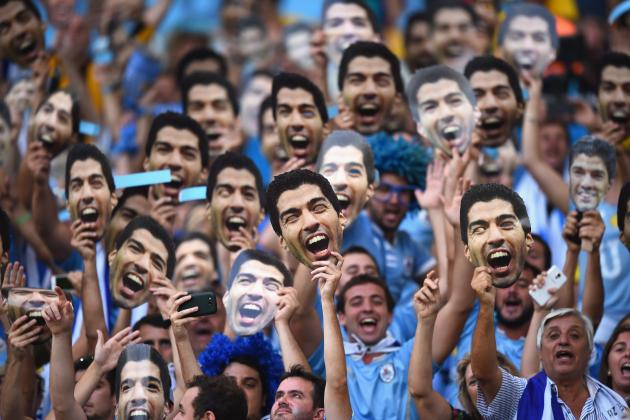 Luis Suárez: Uruguayans Are Hurting but We Can't Go on Defending Him