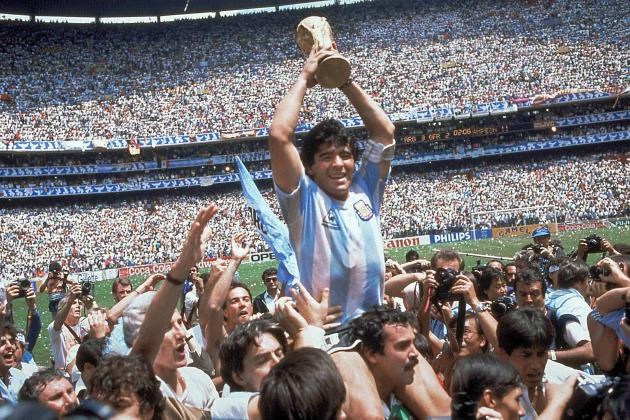 Messi's Majestic World Cup Displays Evoke Memories of Maradona in Argentina Camp