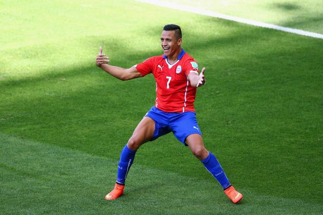 Why Arsenal Should Make Alexis Sanchez Their Top Transfer Target