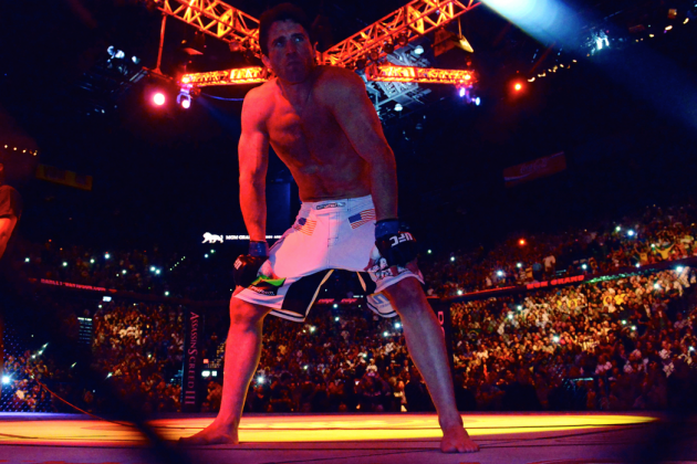 Chael Sonnen's Latest Failed Drug Test Casts a Shadow over His Entire Career