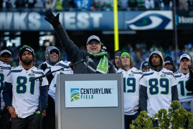 Joe Montana Thinks the Seahawks Can Become a Dynasty
